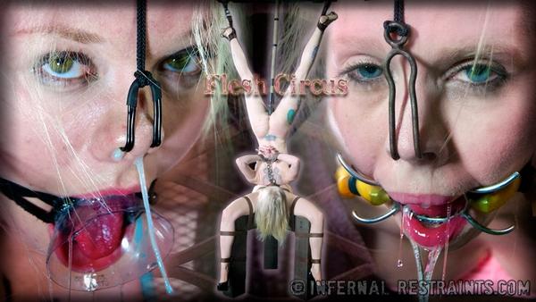 Sarah Jane Ceylon - BDSM, Bondage and Torture - Flesh Circus (HD 720p)