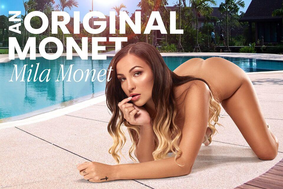 An Original Monet, Mila Monet, July 25, 2021, 3d vr porno, HQ 3584