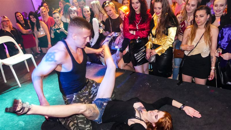 Party Hardcore Gone Crazy Vol. 44 Part 6 - Cam 3