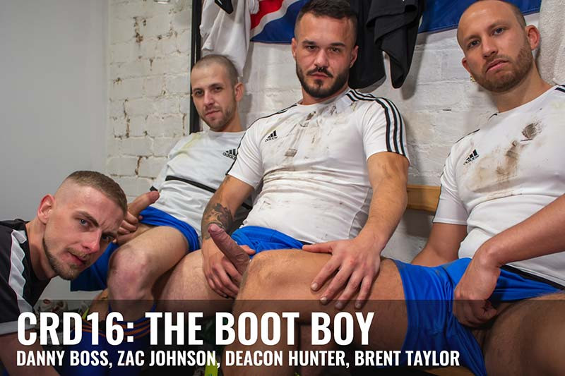 ScottXXX - The Locker Room 16 - The Boot Boy
