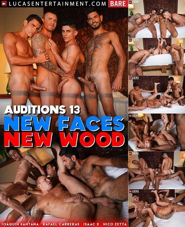 LE - Isaac X, Nico Zetta, Joaquin Santana, Rafael Carreras - Raw Foursome