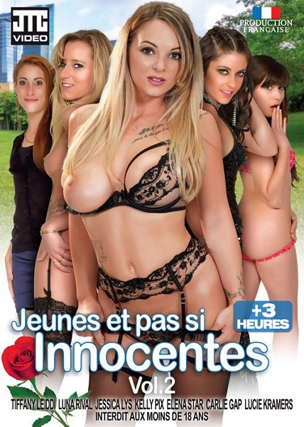Jeunes et pas si innocentes vol.2 / Young and not so innocent 2 (2021 / FullHD Rip 1080p)