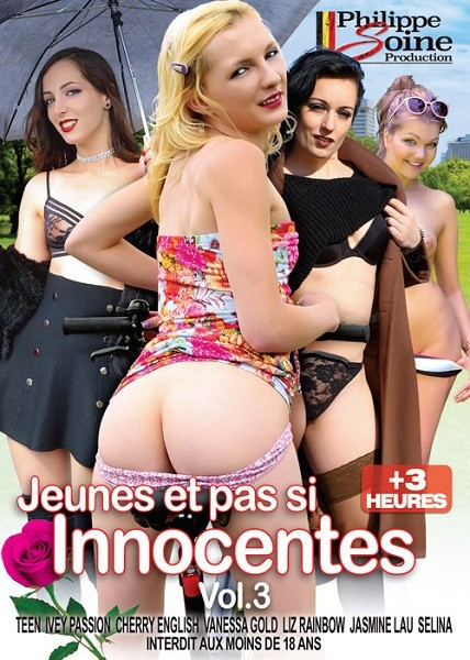 Jeunes et pas si innocentes vol.3 / Young and not so innocent 3 (Year 2021)