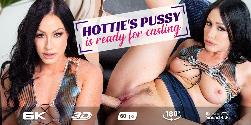 Casting: Jennifer White, Jennifer White, August 4, 2021, 3d vr porno, HQ 2880