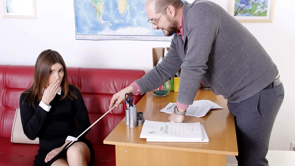 Karolin in Karolin (Karolin tricked into sex by an older teacher ) - TrickyOldTeacher