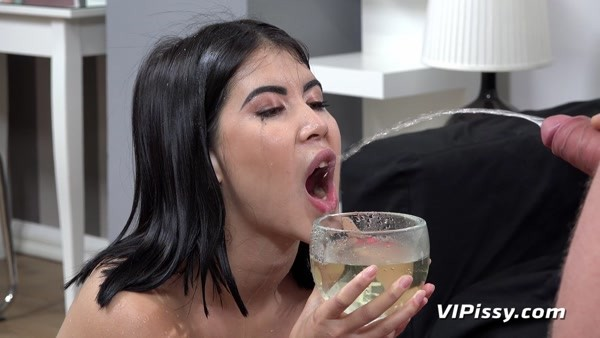 Lady Dee - Piss in mouth and fuck - Piss Tasting Blowjob ~ FullHD 1080p
