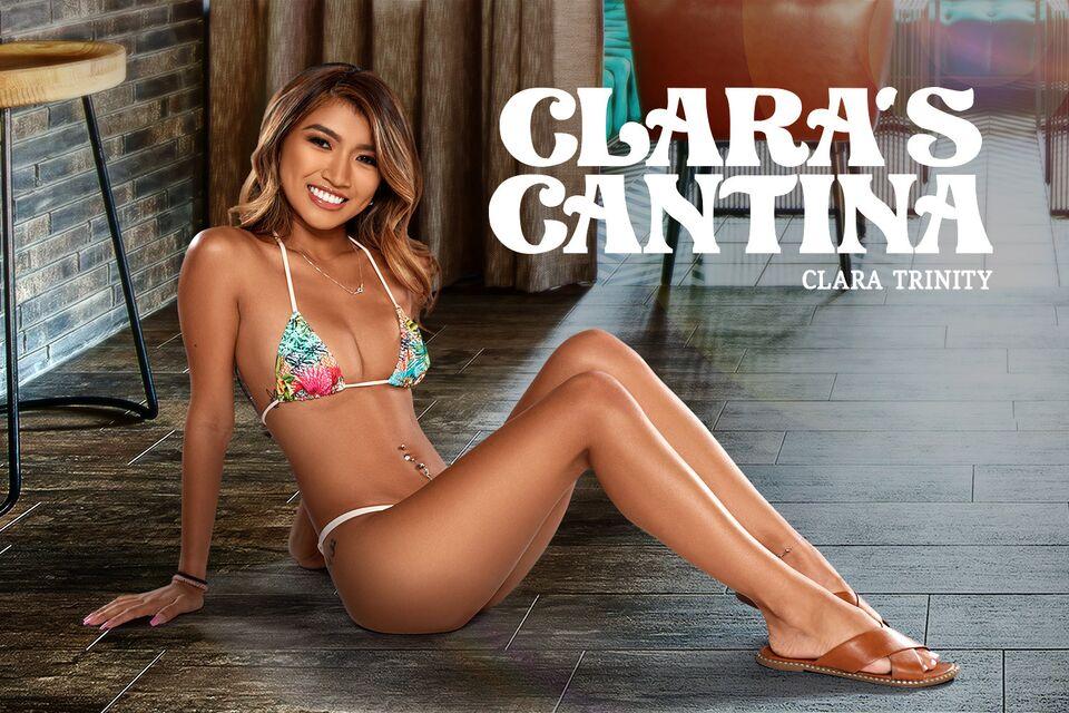 Clara's Cantina, Clara Trinity, August 14, 2021, 3d vr porno, HQ 3584