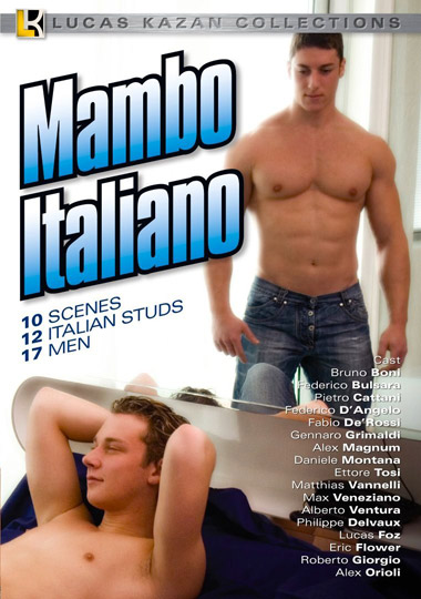 LucasKazan - Mambo Italiano - Italians Do It Best