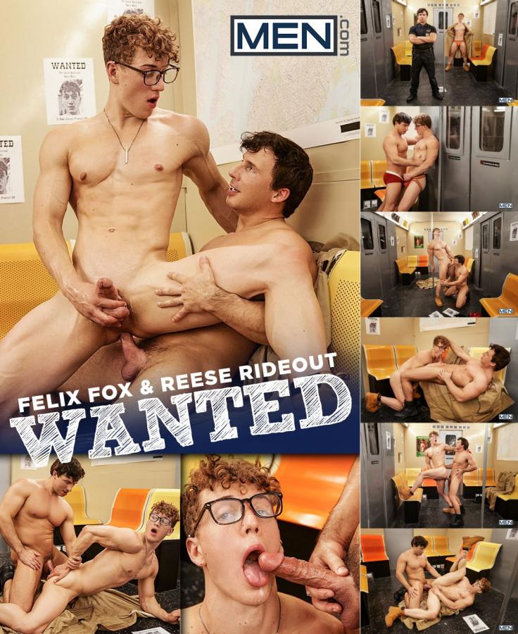 MEN - Reese Rideout & Felix Fox - Wanted