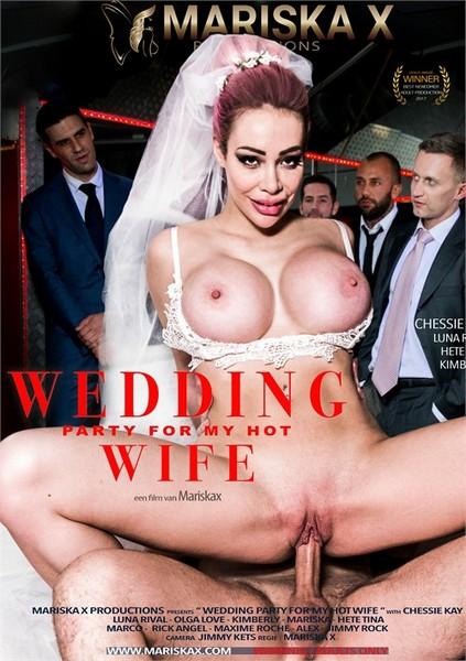 Wedding Party for My Hot Wife (Year 2018 / FullHD Rip 1080p)