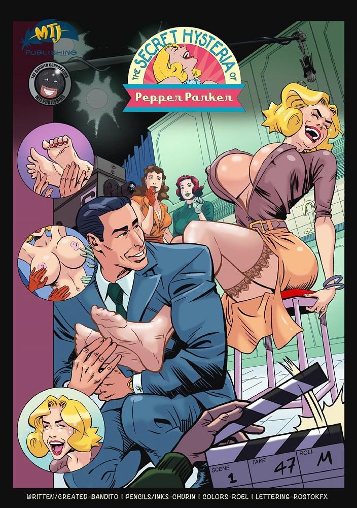 Secret Hysteria of Pepper Parker