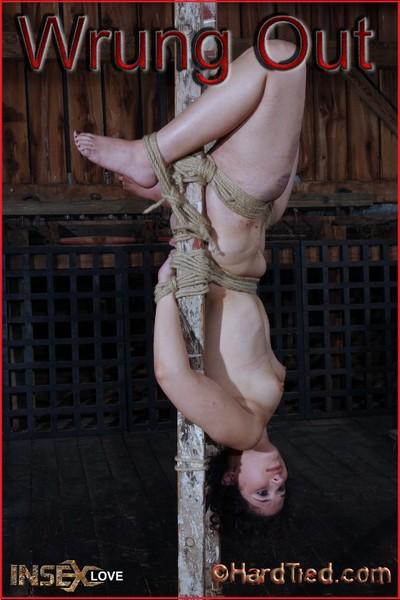 Marina - BDSM and Humiliation - Wrung Out (HD 720p)
