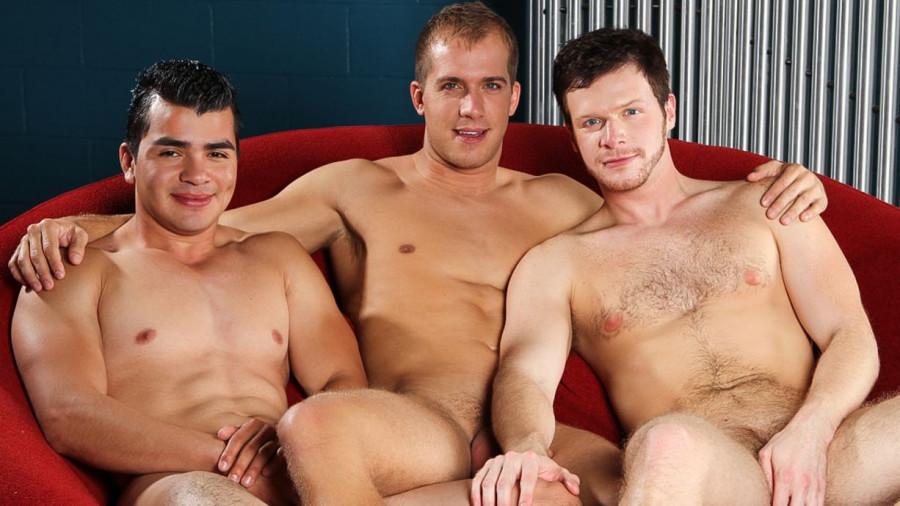NextDoorOriginals - Funny Buddies - Brandon Lewis, Mario Romo, Brian Bonds
