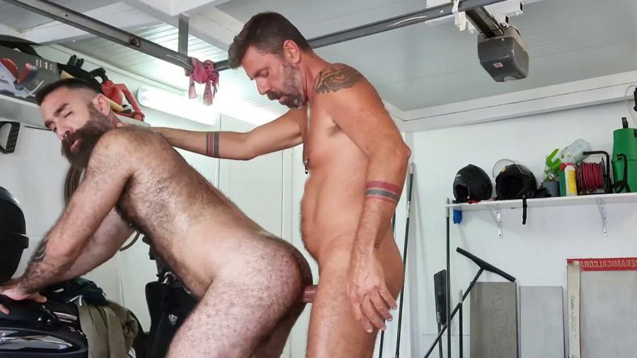 RawFuckClub - Ale Tedesco & Rob Hairy - Fucking In The Garage