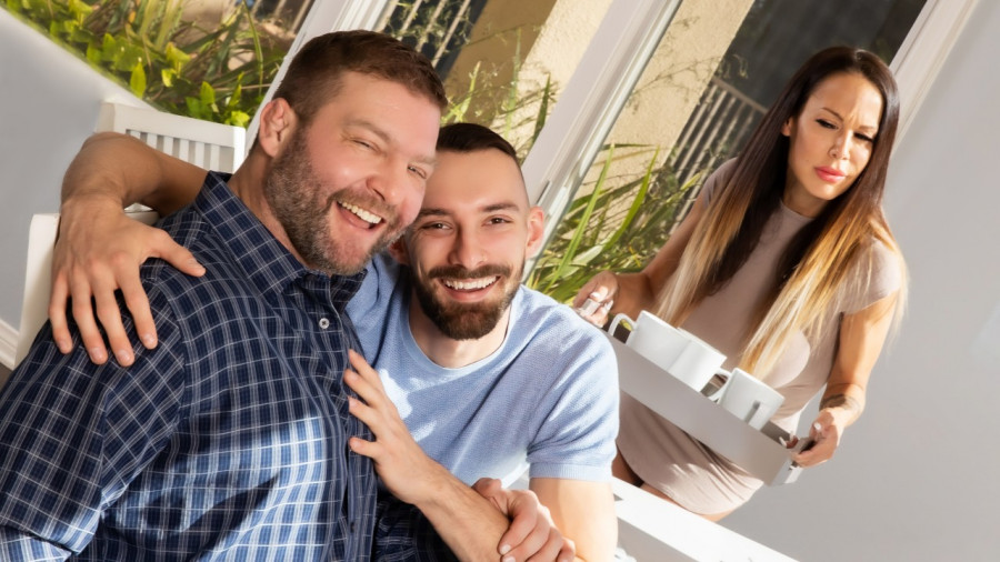 IconMale - Dont Tell My Wife Vol. 2 Scene 4 - Colby Jansen & Johnny B
