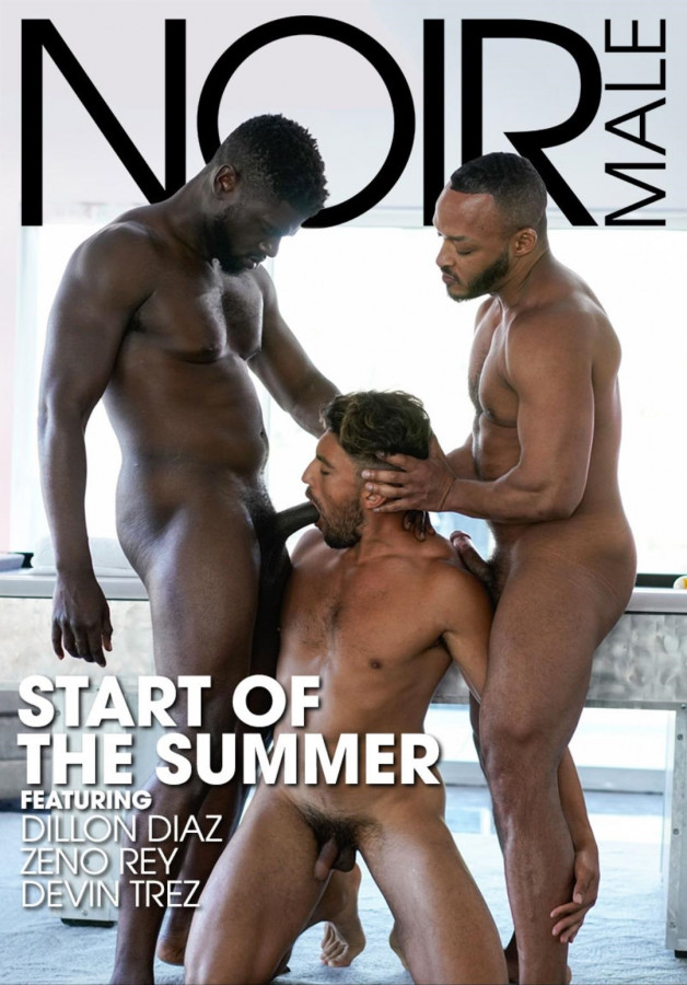 NoirMale - Dillon Diaz, Devin Trez, Zeno Rey - Start of the Summer