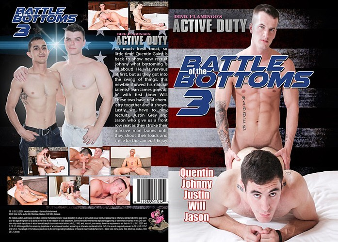 ActiveDuty - Battle of the Bottoms vol.3