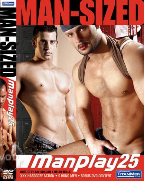 TitanMen - ManPlay 25 Man-Sized