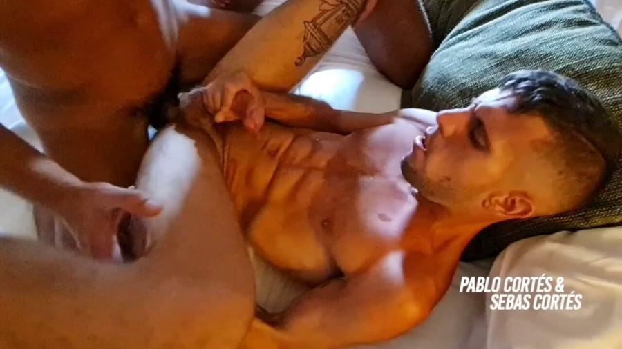 RawFuckclub - Dirty Twinks Pablo y Sebas catch up with PeyoFonte, Bareback pig Fuck - Part3 - Pablo y Sebas