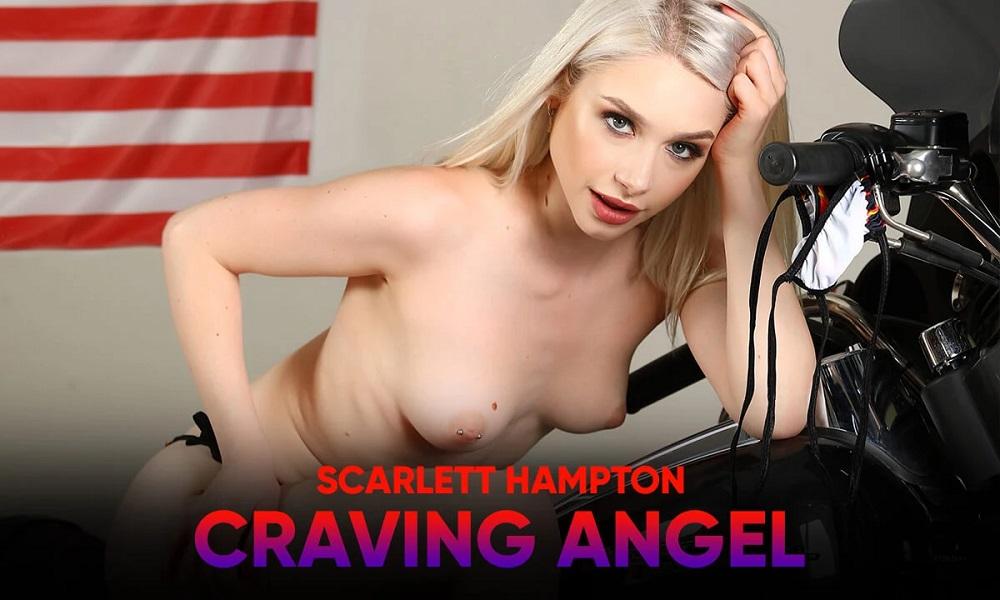 Craving Angel, Scarlett Hampton, 30 August, 2021, 3d vr porno, HQ 2900