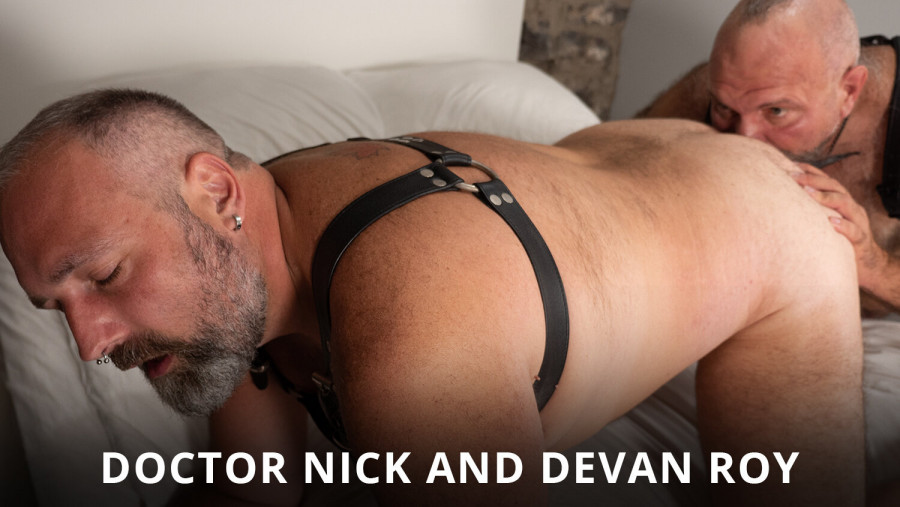 BearFilms - Doctor Nick and Devan Roy