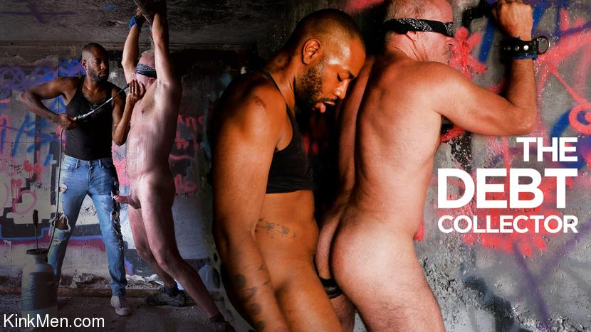 KinkMen - The Debt Collector August Alexander and Dale Savage - RAW