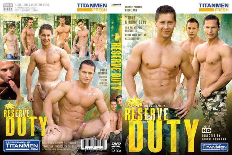 TitanMen - Reserve Duty