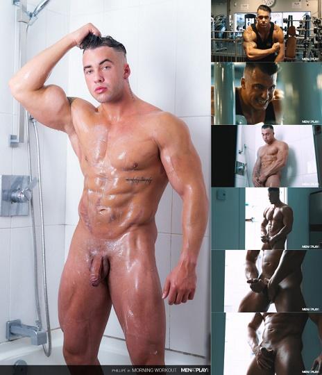 MenAtPlay - Phillipe Massa - Morning Workout
