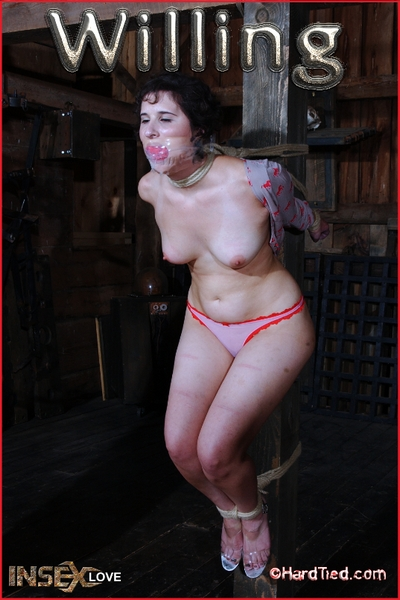 Marina - BDSM , Bondage and Humiliation - Willing (HD 720p)