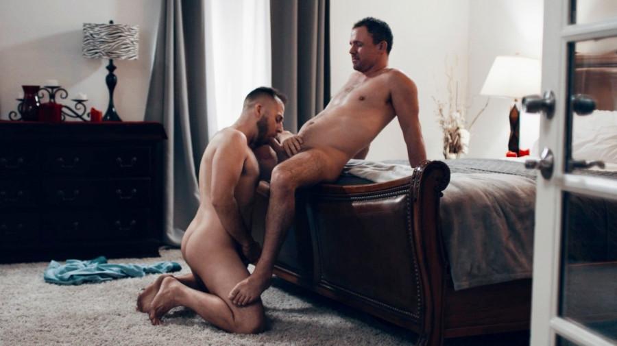 IconMale - A Man's Seduction Scene 1 - Jesse Zeppelin and Joel Someone