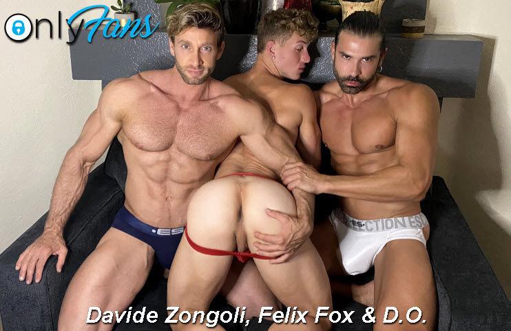 OnlyFans - Felix Fox & D O, Davide Zongoli