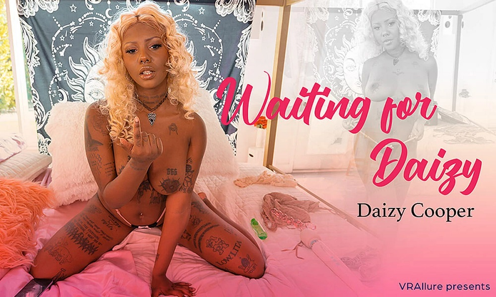Waiting For Daizy, Daizy Cooper, 09 May, 2021, 3d vr porno, HQ 3840