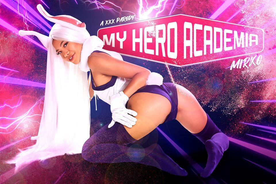 My Hero Academia: Mirko A XXX Parody, Vina Sky, September 02, 2021, 3d vr porno, HQ 3584