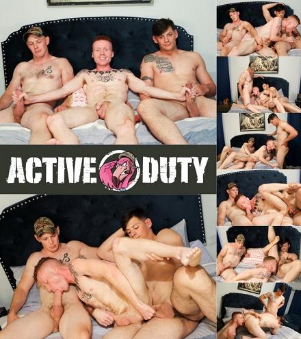 ActiveDuty - Charlie, Mac & Josiah