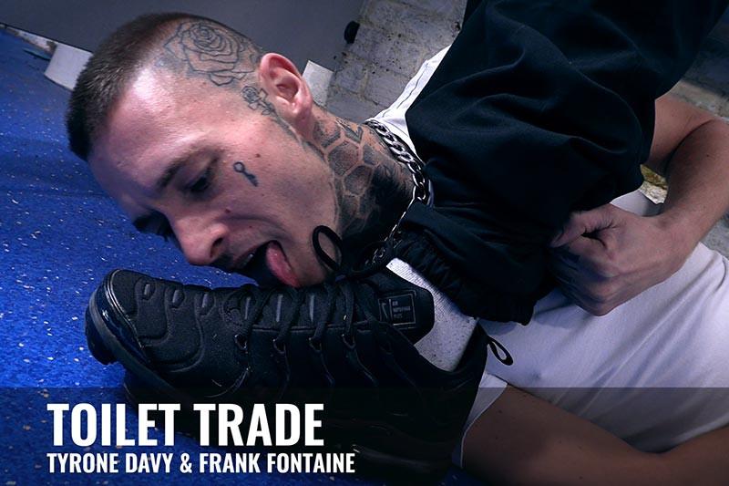 ScottXXX - Tyrone Davy & Frank Fontaine - Toilet Trade