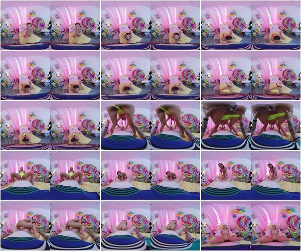 More Than a Lollipop, Nicole Love, 31 July, 2021, 3d vr porno, HQ 3840