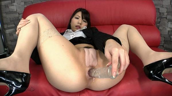 Suzuki Kana - Japanese girls solo anal play - Kana's Anal Masturbation ~ HD 720p