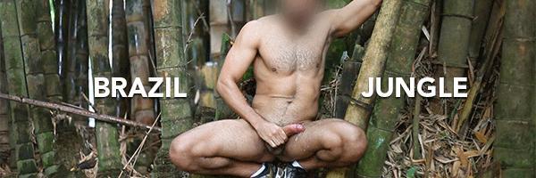 Antonio Da Silva - Brazil Jungle
