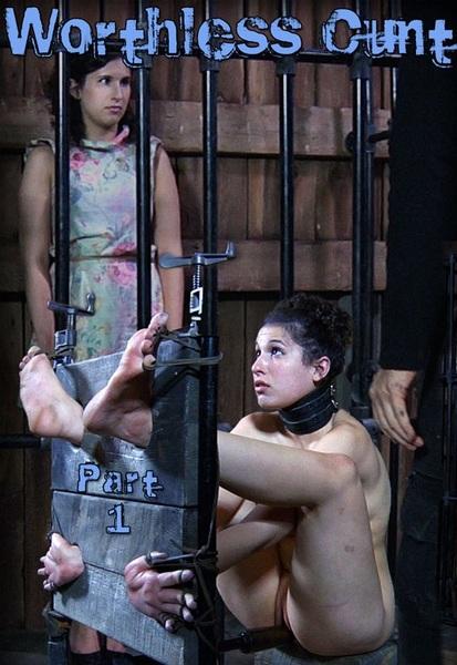 Marina - BDSM, Bondage and Humiliation - Worthless Cunt Part 1 (BONUS) (HD 720p)