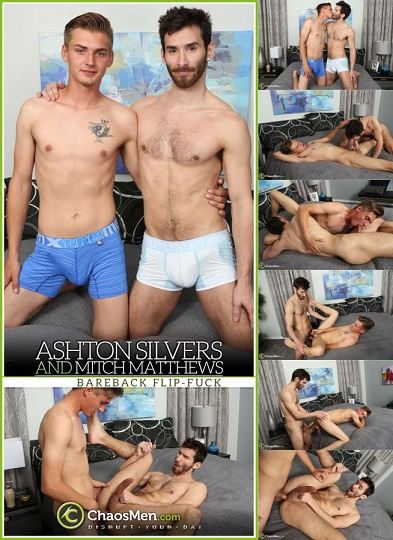 ChaosMen - Ashton Silvers & Mitch Matthews RAW