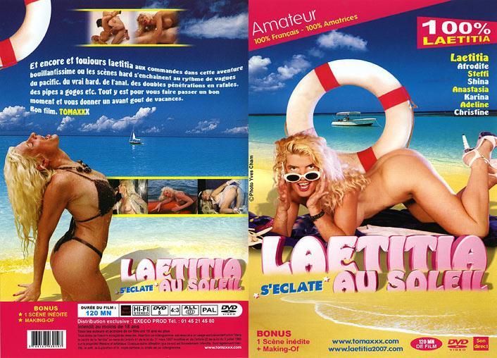 Laetitia s'eclate au Soleil (Year 2007)