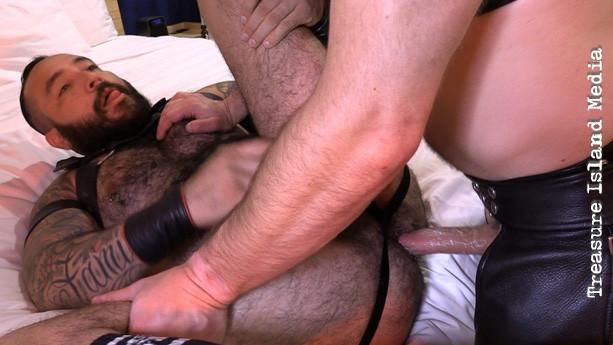 TimFuck - Manhandled scene 5 - Joseph Ox & Julian Torres