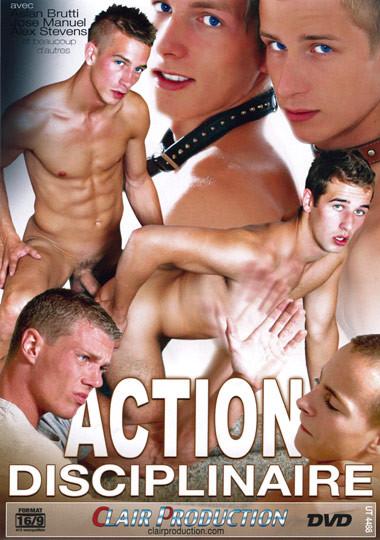 Clair Productions - Action Disciplinaire