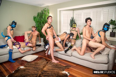 Helix - Pup Play Part Five