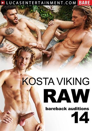 LucasEntertainment - Bareback Auditions 14 - Kosta Viking Raw