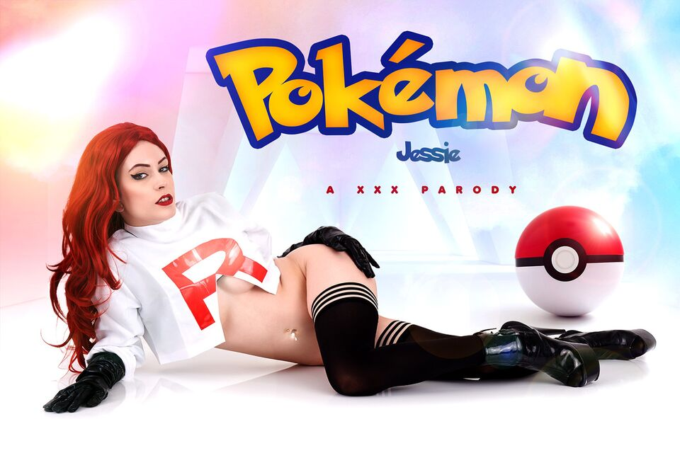 Pokemon: Team Rocket Jessie A XXX Parody, Anna De Ville, September 09, 2021, 3d vr porno, HQ 3584