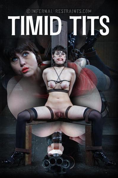 Audrey Noir - BDSM and Humiliation - Timid Tits (HD 720p)