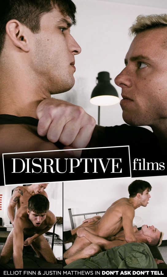 DisruptiveFilms - Don�t Ask Don�t Tell - Elliot Finn & Justin Matthews