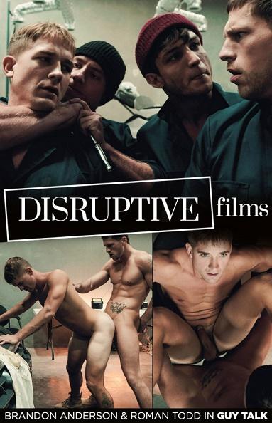 DisruptiveFilms - Guy Talk (Brandon Anderson & Roman Todd)