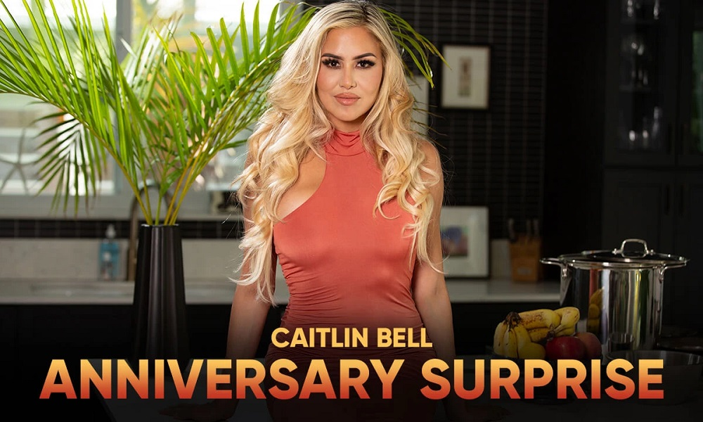 Anniversary Surprise, Caitlin Bell, 20 September, 2021, 3d vr porno, HQ 2900